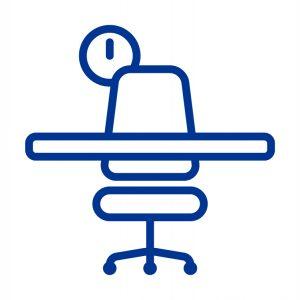 Hot Desk Icon