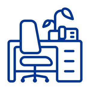 Serviced Offices Icon