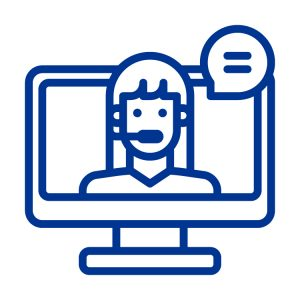 Virtual Offices Icon